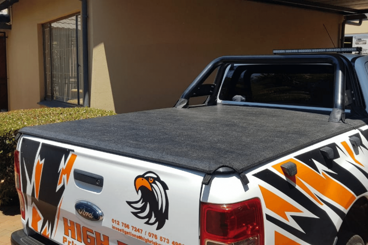 Bakkie Covers South Africa